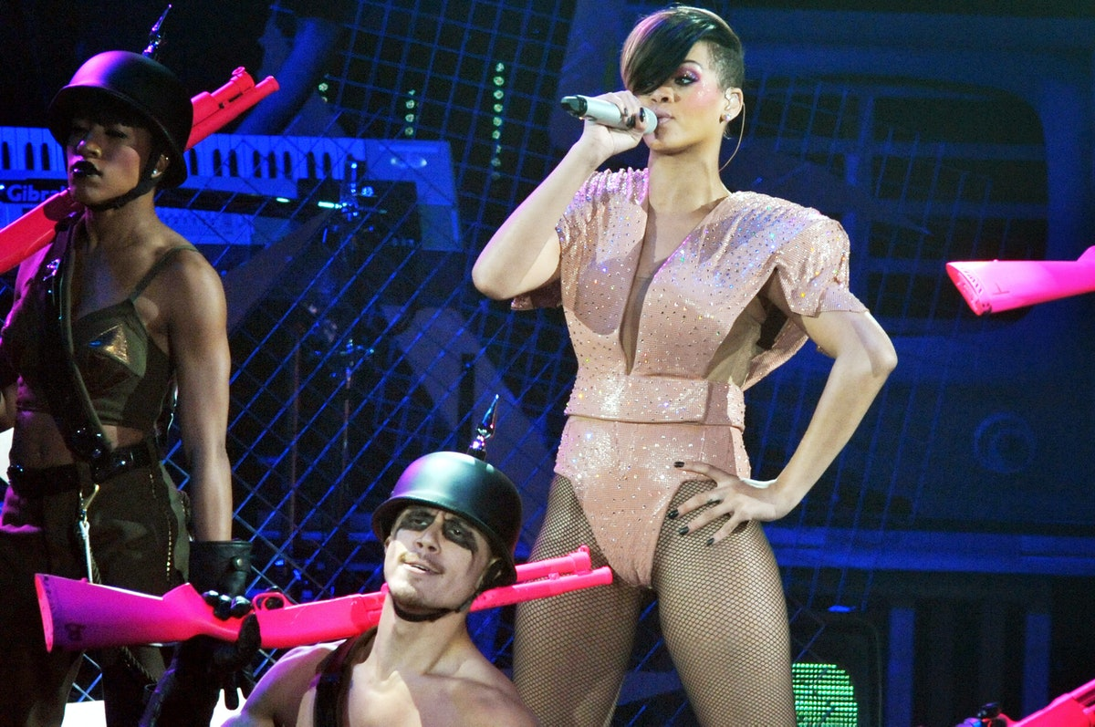 Rihanna is on Barack Obama's Summer 2021 playlist.