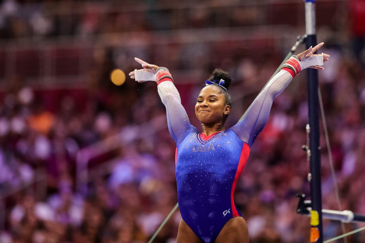 Jordan Chiles is part of the 2021 U.S. Women's Olympic Team