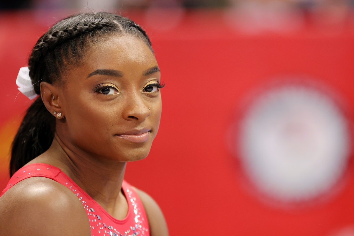Simone Biles is part of the 2021 U.S. Women's Olympic Team