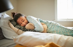 Experts say the amount of sleep kids need can change as they get older.
