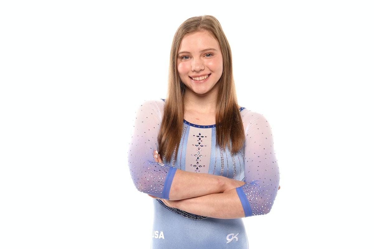 Jade Carey is part of the 2021 U.S. Women's Olympic Team