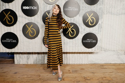 BROOKLYN, NEW YORK - JULY 07: Ashley aka Bestdressed attends HBO Max Gossip Girl Launch Event + Monse Fashion Show on July 07, 2021 at 1 Hotel Brooklyn Bridge in Brooklyn, NY. (Photo by Michael Loccisano/Getty Images for HBO Max)
