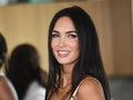 VENICE, CALIFORNIA - JUNE 19: Megan Fox attends the NoCap Shows x Machine Gun Kelly secret show on J...