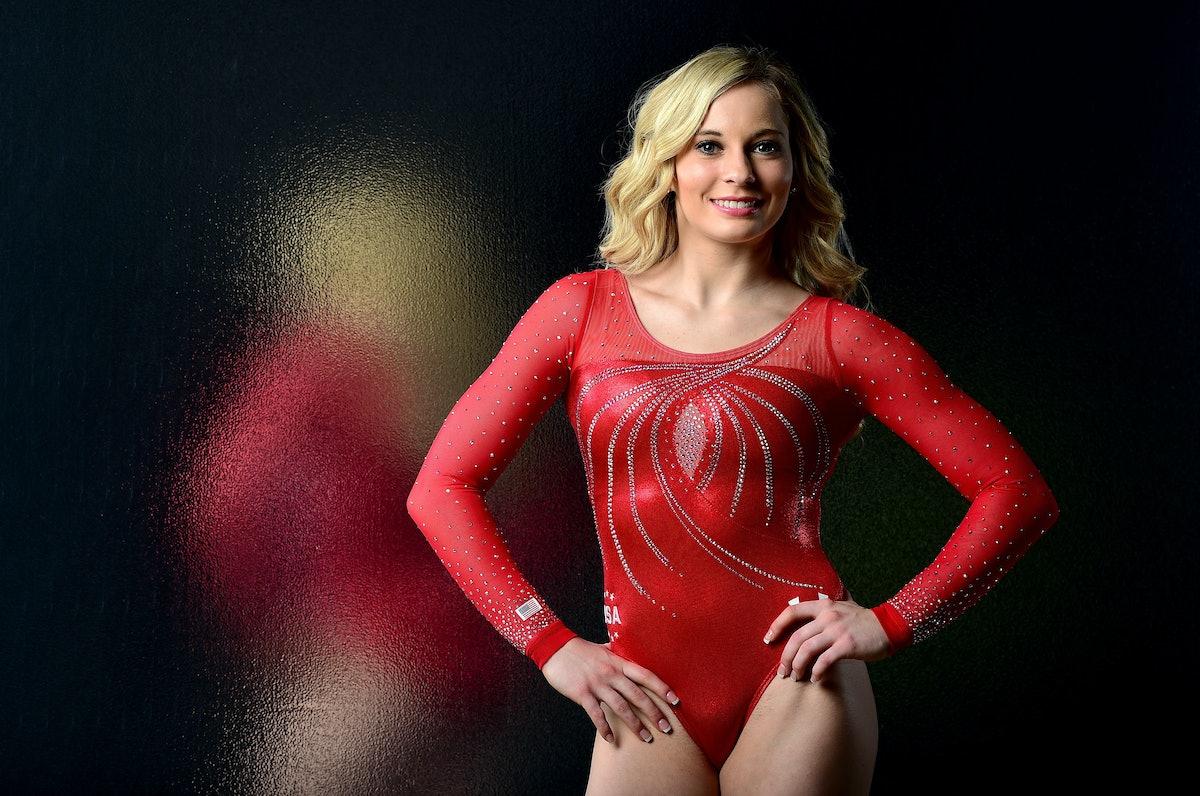 MyKayla Skinner is part of the 2021 U.S. Women's Olympic Team
