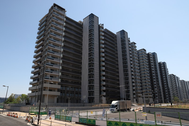 Will athletes have sex in the 2021 Olympic Village buildings in Tokyo?