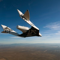Virgin Galactic takes Richard Branson to space: A recap in 10 images