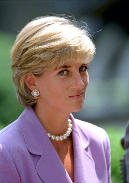 Princess Diana's '90s-era chop on display in Washington.