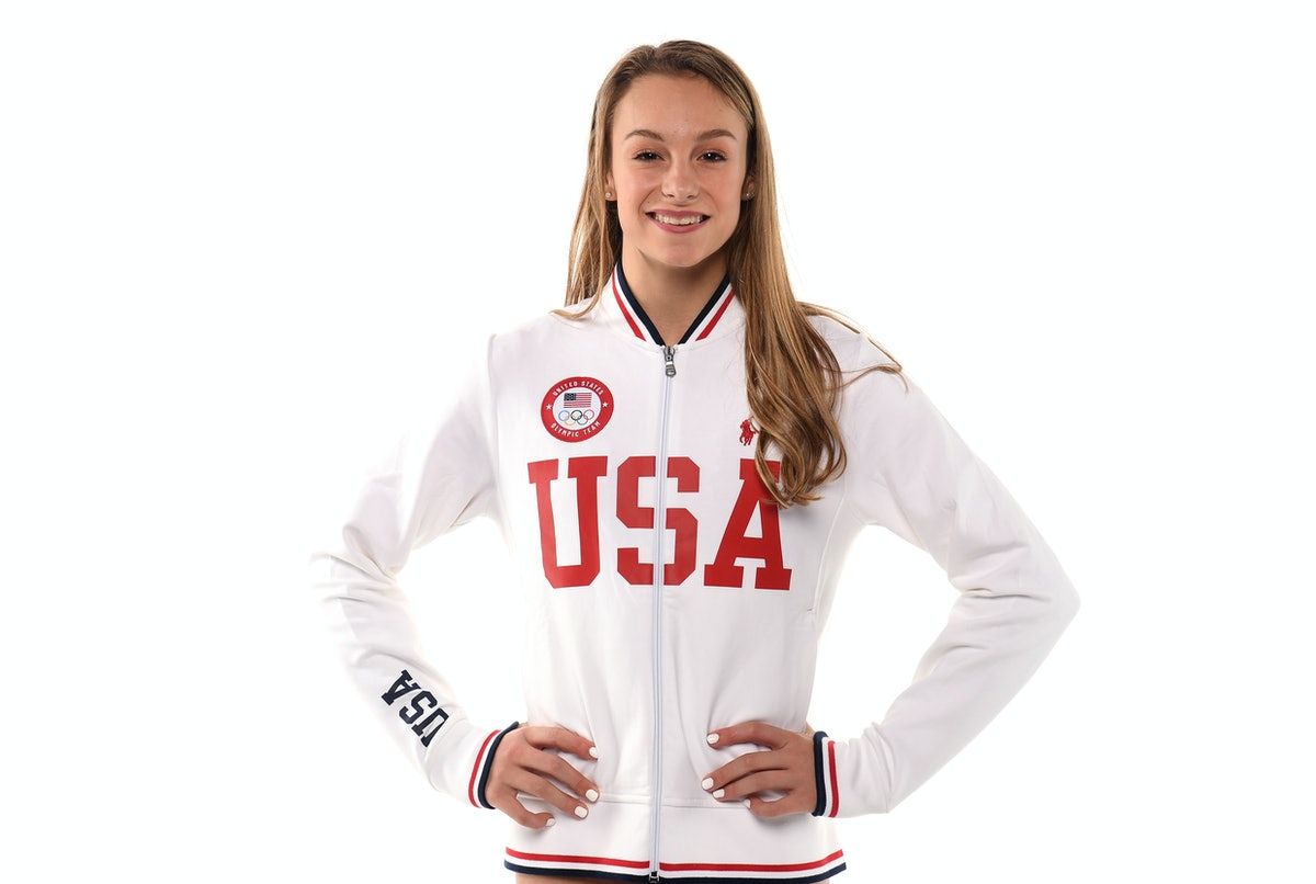 Grace McCallum is part of the 2021 U.S. Women's Olympic Team