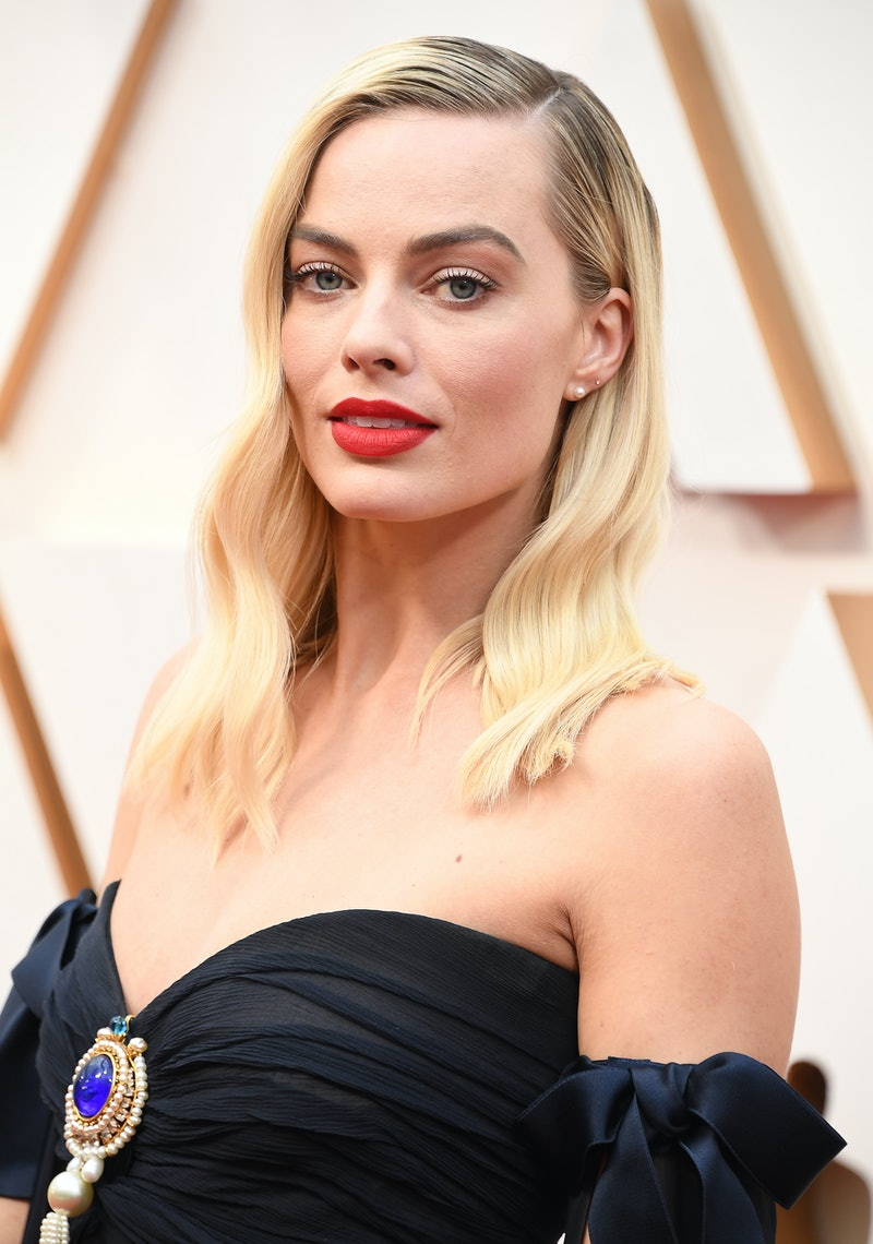 HOLLYWOOD, CALIFORNIA - FEBRUARY 09: Margot Robbie arrives at the 92nd Annual Academy Awards at Hollywood and Highland on February 09, 2020 in Hollywood, California. (Photo by Steve Granitz/WireImage)