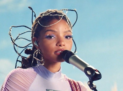 Halle Bailey will play Ariel in the Little Mermaid live action remake