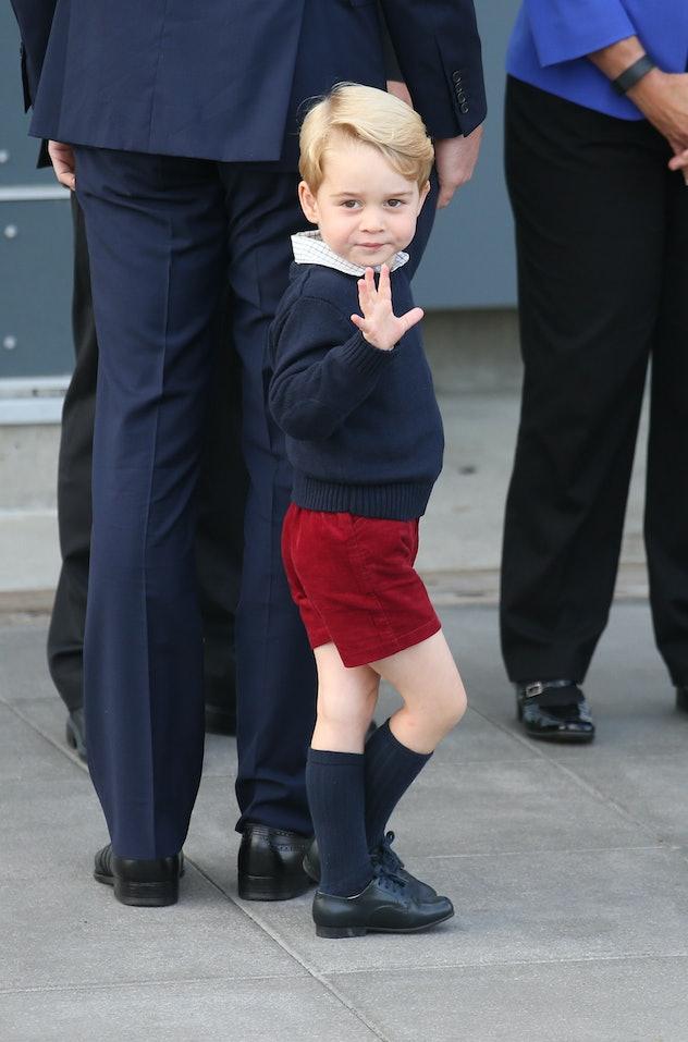 Prince George in British Columbia.