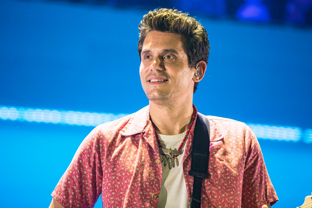 John Mayer is a kinky celebrity.