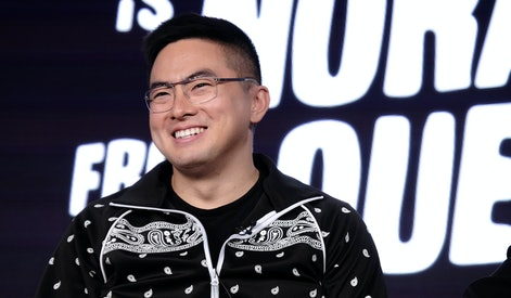 PASADENA, CALIFORNIA - JANUARY 14: Bowen Yang of Nora from Queens attends the ViacomCBS Winter TCA Tour on January 14, 2020 in Pasadena, California. (Photo by Tommaso Boddi/Getty Images for Viacom )