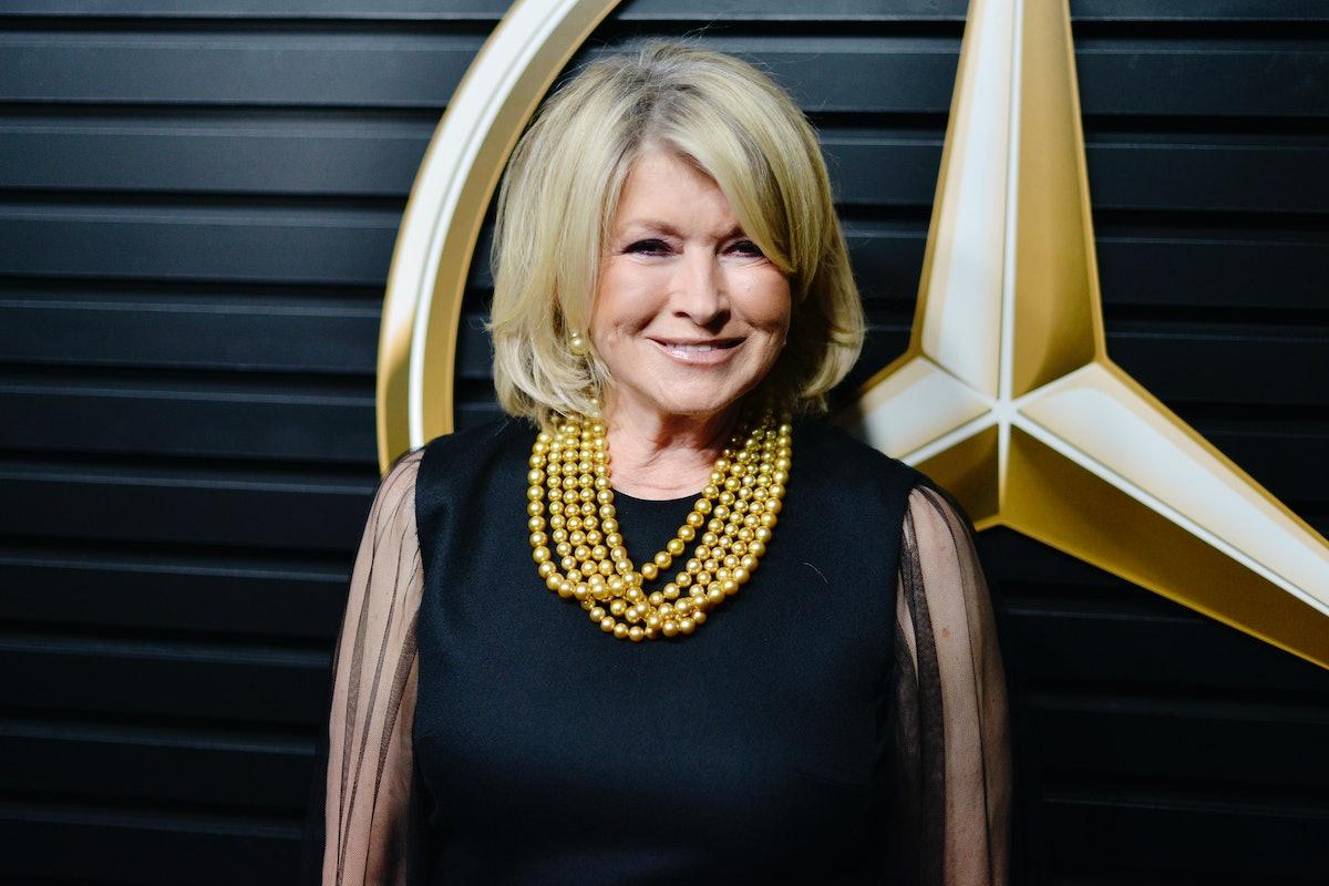 Martha Stewart is a kinky celebrity who likes to sext.