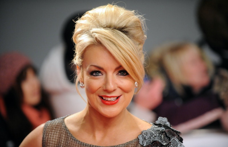 LONDON, UNITED KINGDOM - JANUARY 23: Sheridan Smith attends the National Television Awards at 02 Are...