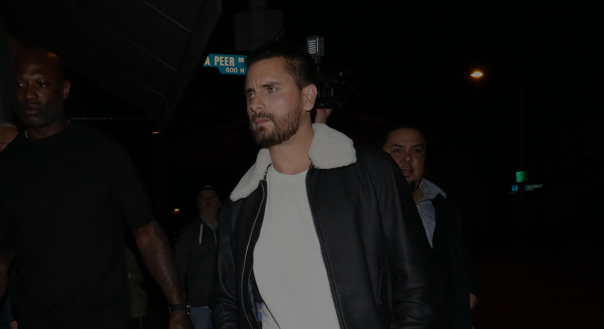 LOS ANGELES, CA - NOVEMBER 16:  Scott Disick is seen on November 16, 2018 in Los Angeles, CA.  (Photo by Hollywood To You/Star Max/GC Images)