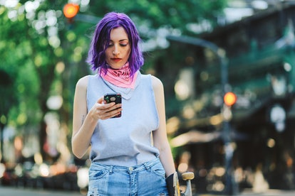 Even if a guy is texting you less often, it may not mean anything bad.