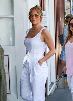 Jennifer Lopez in Los Angeles, California in July 2021.