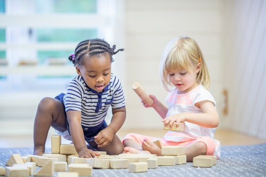 The Montessori education program isn't religious.
