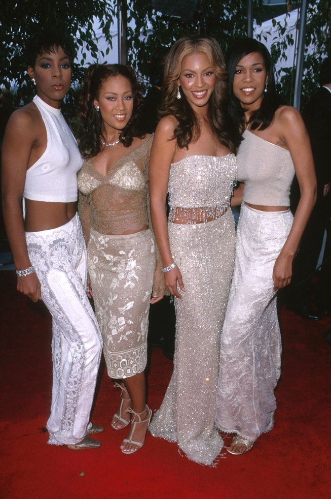 Destiny's Child (Photo by SGranitz/WireImage) *** Local Caption ***