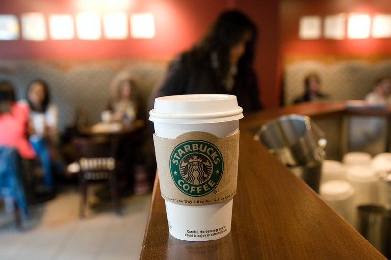 Starbucks' Blonde Espresso is a lighter roast, so it doesn't taste as bitter compared to the coffee ...