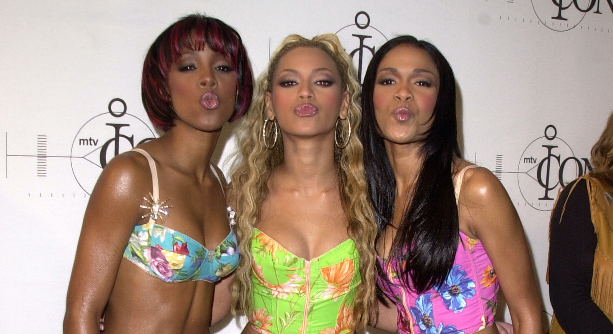 """Destiny's Child during """"MTV Icon: Janet Jackson"""" at Sony Studios in Culver City, California, United ..."""