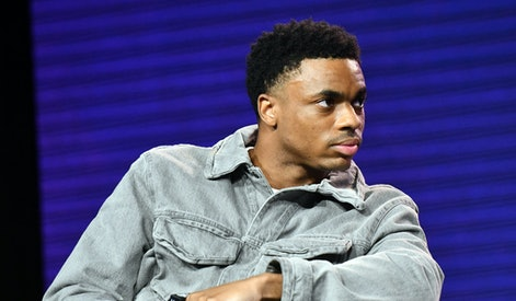 LOS ANGELES, CALIFORNIA - OCTOBER 25: Rapper Vince Staples attends the REVOLT & AT&T Summit on Octob...