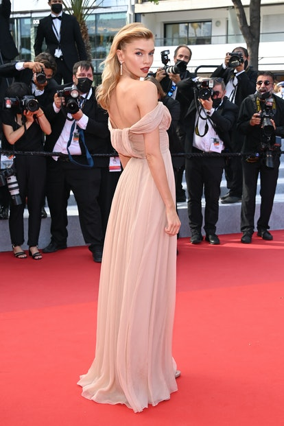 """CANNES, FRANCE - JULY 15: Stella Maxwell attends the """"France"""" screening during the 74th annual Canne..."""