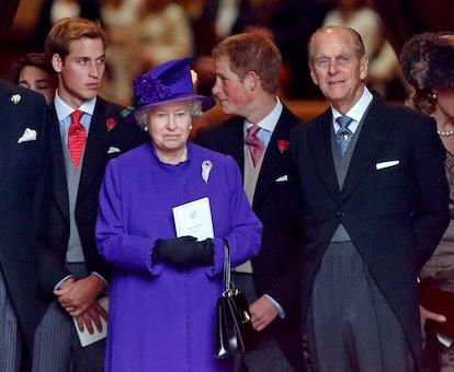 """Queen Elizabeth's grandchildren call her """"Granny."""""""