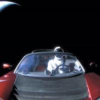 "SpaceX: How Mars ""spy satellite"" creator tracked Elon Musk's Tesla Roadster"