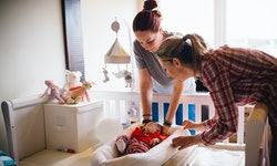 It's absolutely normal to argue more after having a baby, experts say.