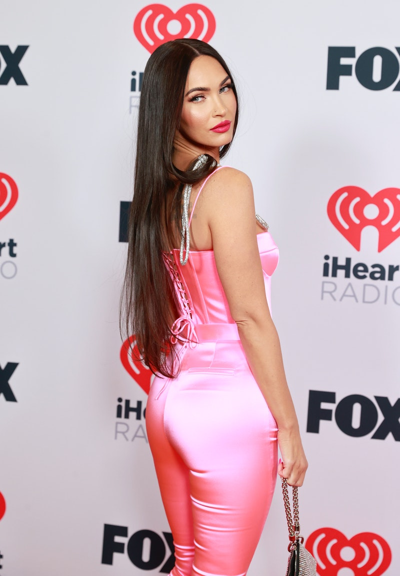 LOS ANGELES, CALIFORNIA - MAY 27: (EDITORIAL USE ONLY) Megan Fox attends the 2021 iHeartRadio Music Awards at The Dolby Theatre in Los Angeles, California, which was broadcast live on FOX on May 27, 2021. (Photo by Emma McIntyre/Getty Images for iHeartMedia)