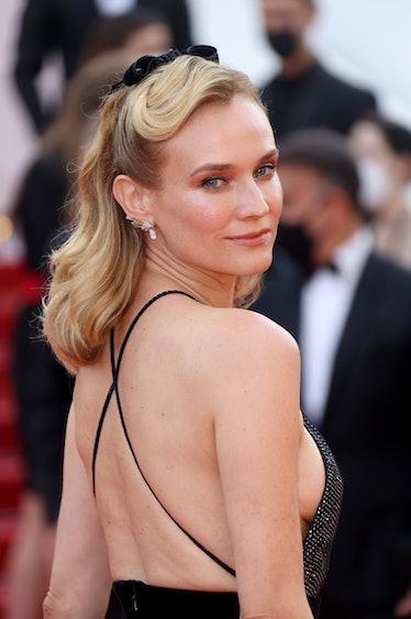 "CANNES, FRANCE - JULY 07: Diane Kruger attends the ""Tout S'est Bien Passe (Everything Went Fine)"" sc..."