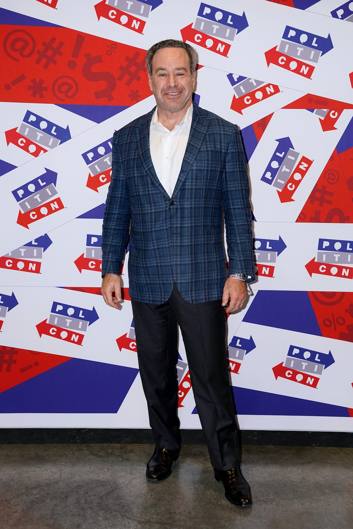 NASHVILLE, TENNESSEE - OCTOBER 26: David Frum attends the 2019 Politicon at Music City Center on Oct...