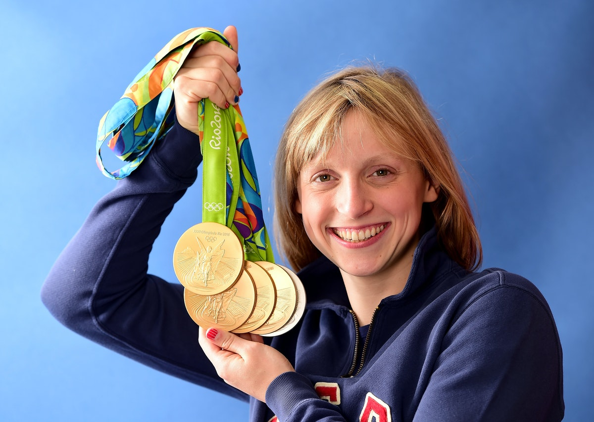 Katie Ledecky's relationship history is mysterious