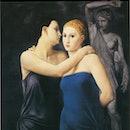 Le amiche (The friends), 1924. Private Collection. Artist Oppi, Ubaldo (1889-1942). (Photo by Fine A...