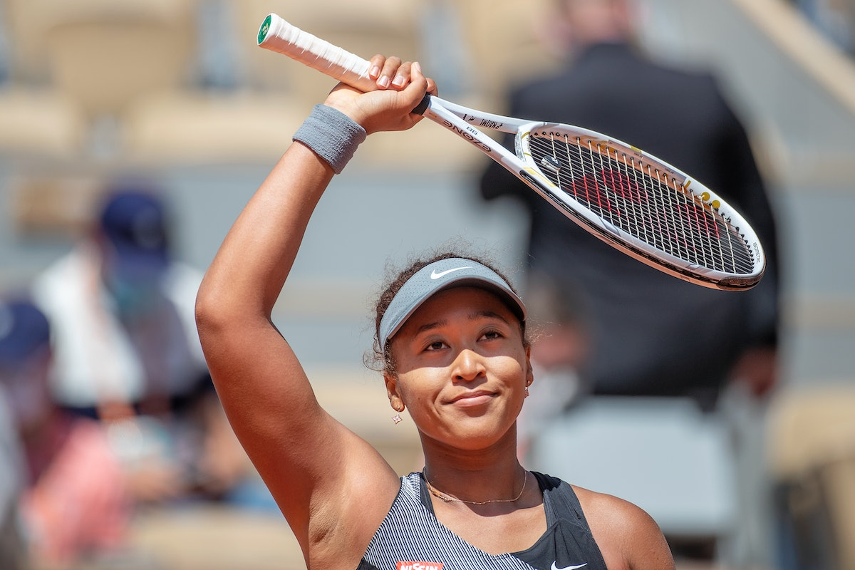 Naomi Osaka is currently dating rapper Cordae.