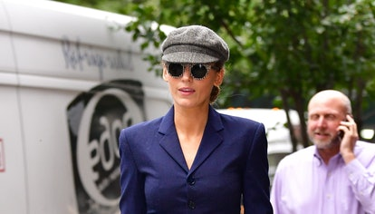 Blake Lively out and about in Tribeca, New York on September 13, 2018.