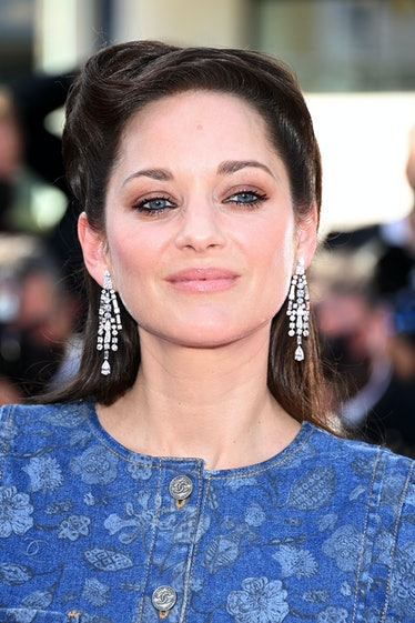 """CANNES, FRANCE - JULY 10: Marion Cotillard attends the """"De Son Vivant (Peaceful)"""" screening during t..."""