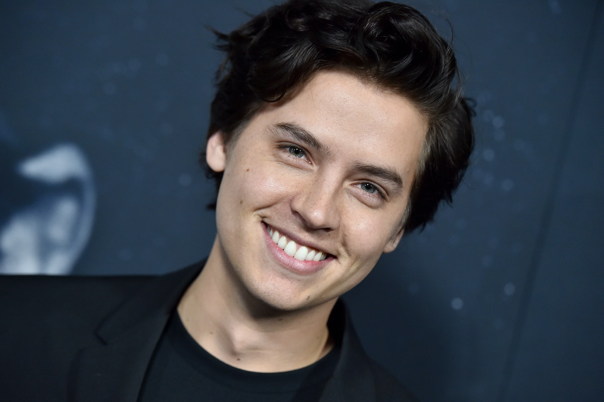 Cole Sprouse went Instagram official with his girlfriend Ari Fournier, so looks like he's taken.