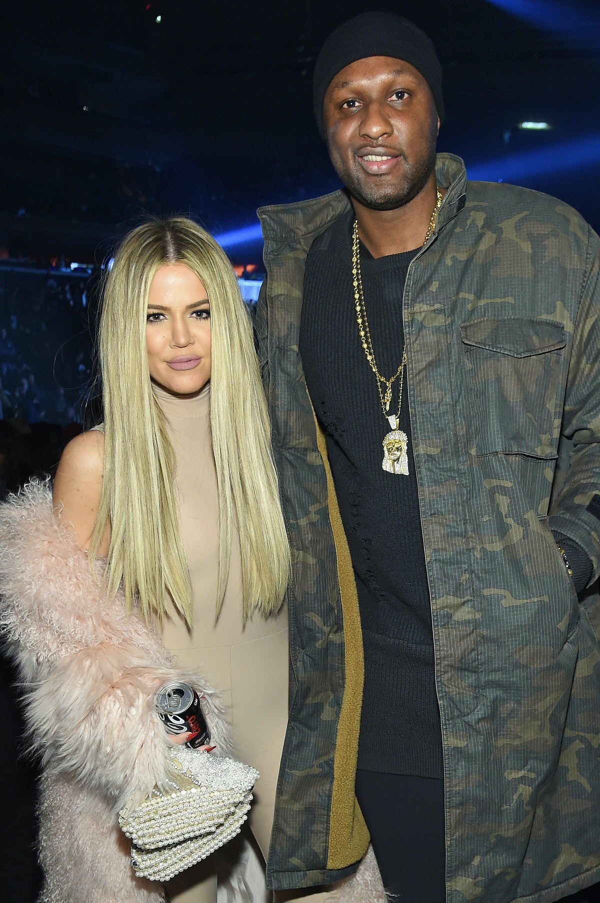 Lamar Odom admitted he wants to get back together with Khloé Kardashian after a recent Instagram incident with Tristan Thompson.