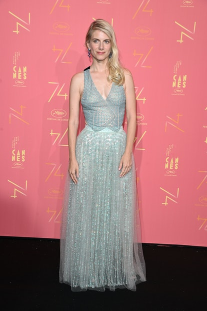 CANNES, FRANCE - JULY 06: Jury member Melanie Laurent attends the opening ceremony gala dinner of th...