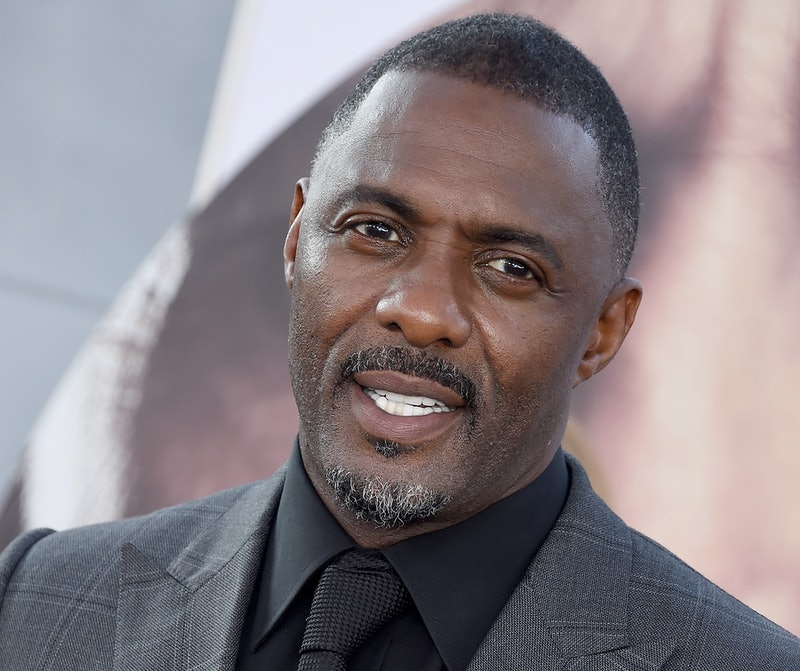 """HOLLYWOOD, CA - JULY 13:  Idris Elba arrives at the Premiere Of Universal Pictures' """"Fast & Furious Presents: Hobbs & Shaw"""" at Dolby Theatre on July 13, 2019 in Hollywood, California.  (Photo by Gregg DeGuire/WireImage)"""