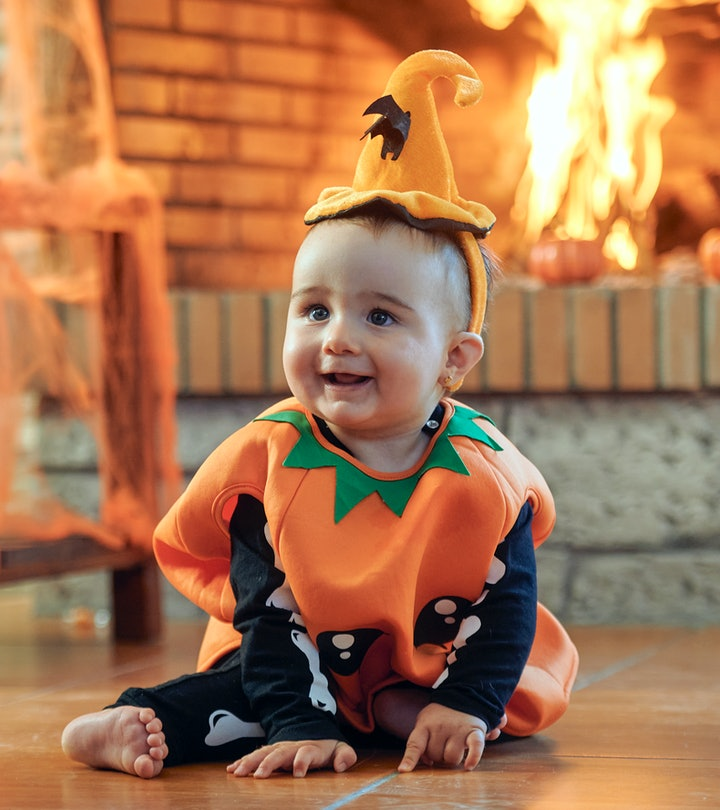 These Halloween baby names are perfect.