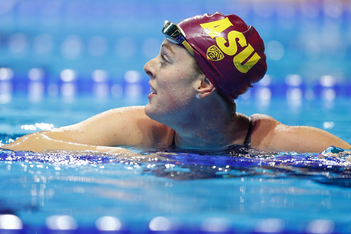 Allison Schmitt is on the 2021 U.S. Olympic Swim Team