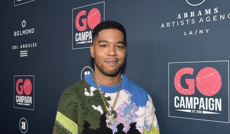 LOS ANGELES, CALIFORNIA - NOVEMBER 16: Kid Cudi attends the GO Campaign Gala 2019 on November 16, 2019 in Los Angeles, California. (Photo by Stefanie Keenan/Getty Images for GO Campaign)