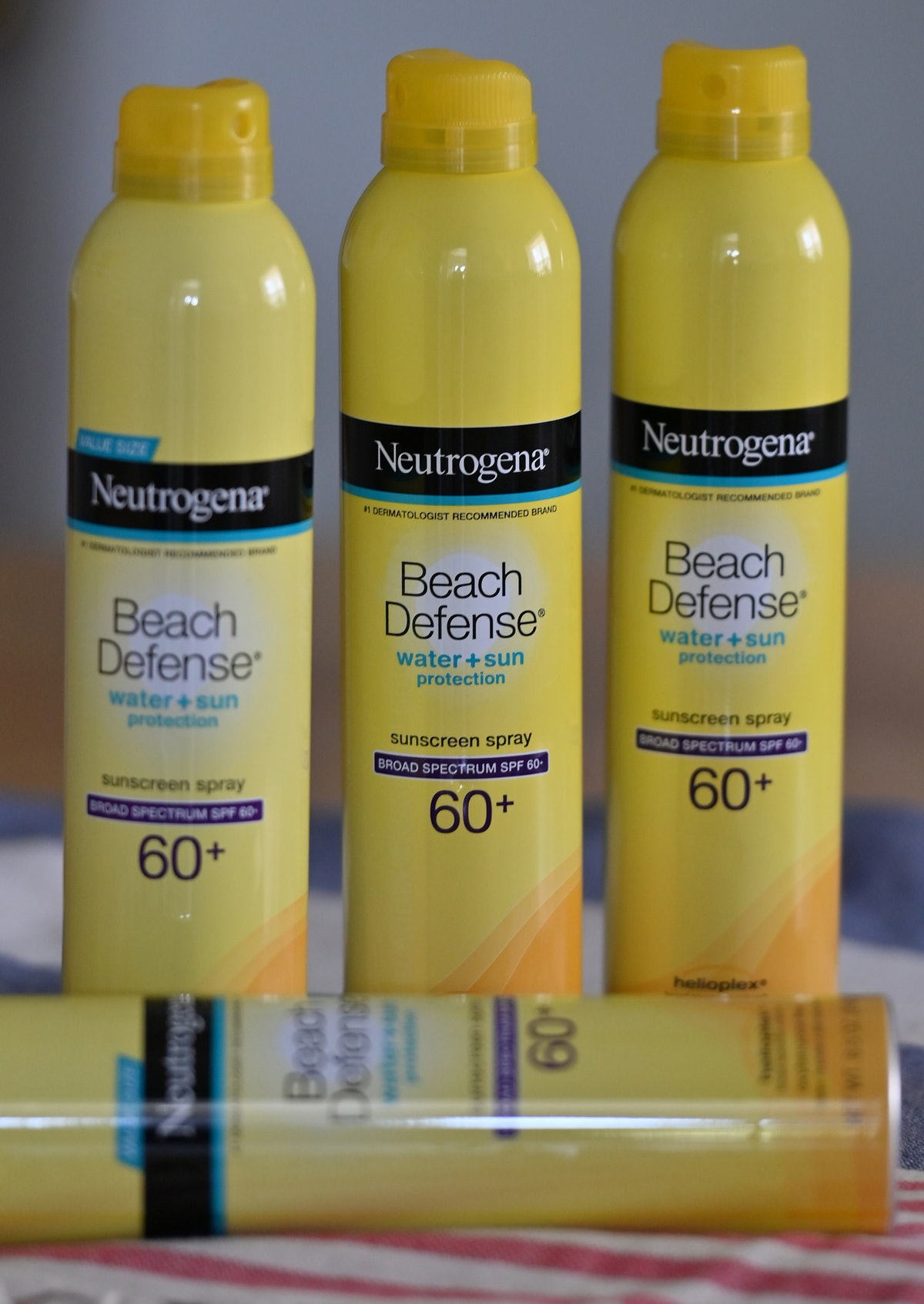 Some Neutrogena sunscreens were impacted as part of Johnson & Johnson's recall.