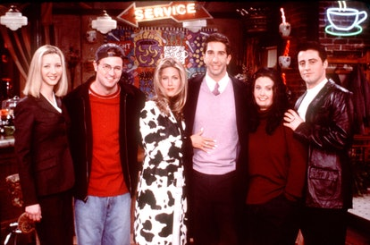 """Friends Special Episode, """"The One That Could Have Been, Part One"""""""