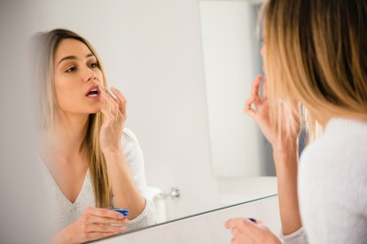 If your lips are always dry and chapped, it could mean that something is up with your health.