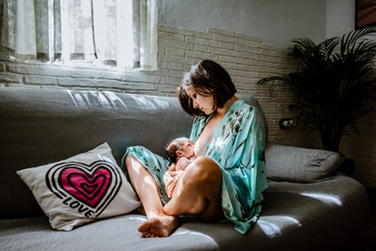 Experts say your periods can be a little irregular while breastfeeding.